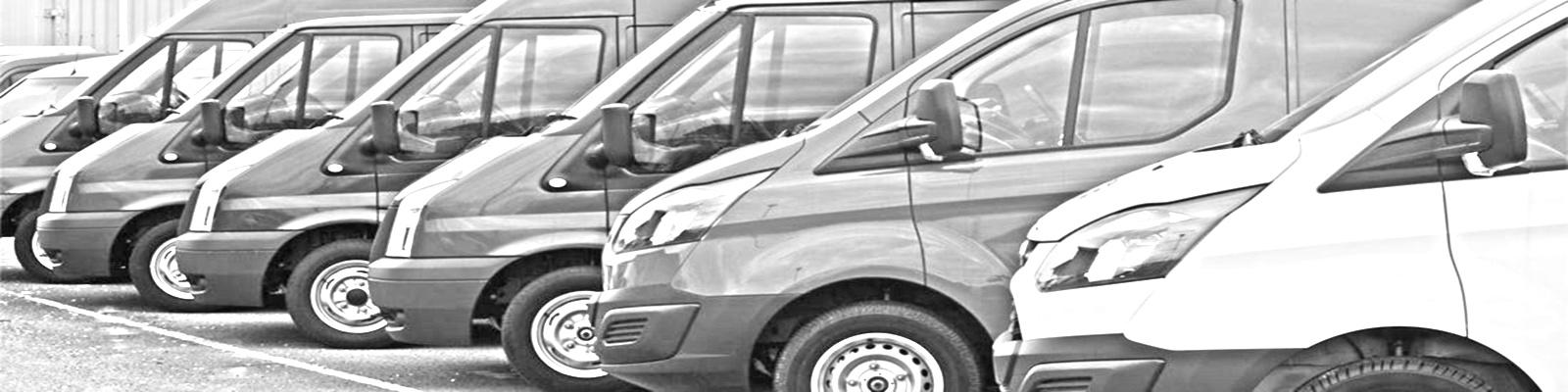 Доставка вантажів мікроавтобусом.